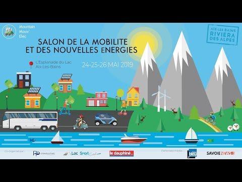 Salon de la Mobilité Aix-les-Bains