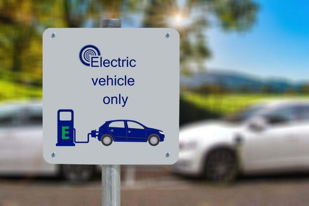 borne recharge publique