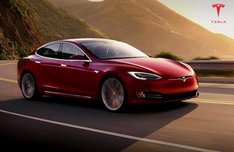 La voiture électrique Tesla